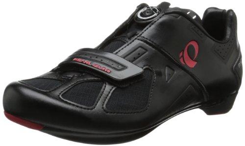 Pearl Izumi - Zapatillas para hombre road race rdiii negro, talla 44