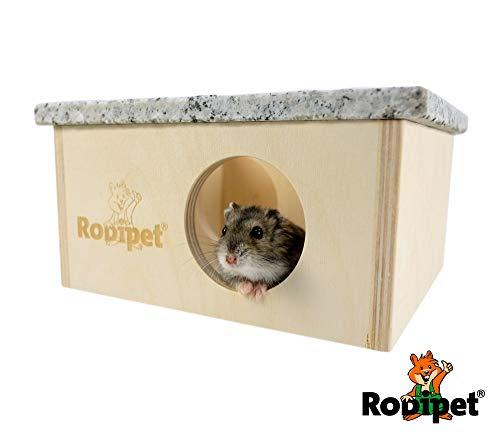 Rodipet® +Granit Nagerhaus BURQiN