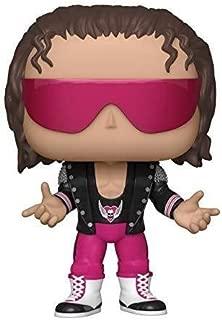 Funko WWE - Bret Hart with Jacket