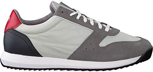BOSS schoenen Shoe Sneakers Sonic_Runn_tech 10214371 grijs