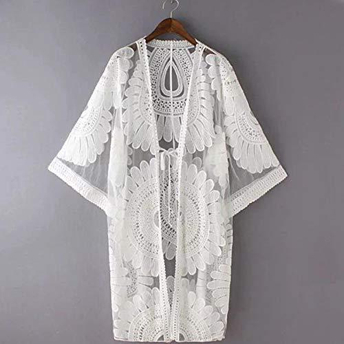 White Beach Dress For Women