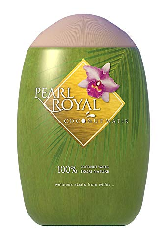 Pearl Royal Coconut Water (12 Pack 10.5 oz)