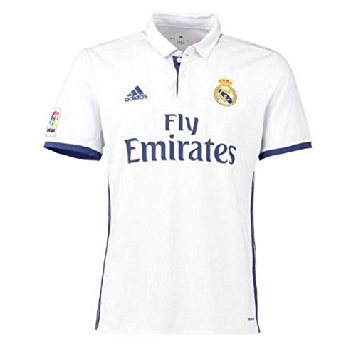 adidas Men's Real Madrid 16/17 Away Ray Purple/Crystal White Jersey