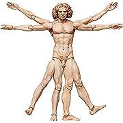 figma テーブル美術館 ウィトルウィウス的人体図(再販)
