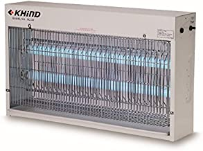 IK 220 - Khind Malaysia 50W Electronic Bug Zapper - Insects & Other Pests Killer Indoor Residential & Commercial