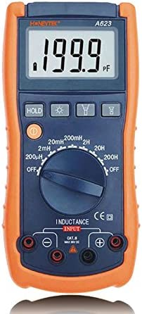 Honeytek 35% OFF A623 Capacitance and Meter Tester New Free Shipping Inductance