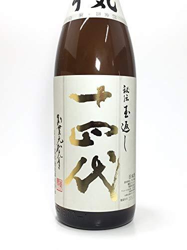 高木酒造十四代本丸秘伝玉返し1.8L