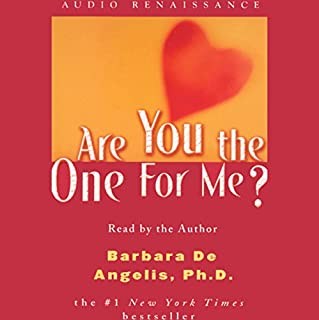 Are You the One for Me? audiobook cover art