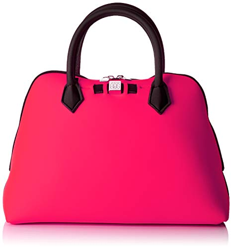 save my bag Princess Midi Borsa a mano Donna, Rosa (Beach Party) 36x26x16 cm (W x H x L)