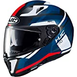 HJC I70_ELI-MC1SF_L CASCOS Elim black/blue/red L