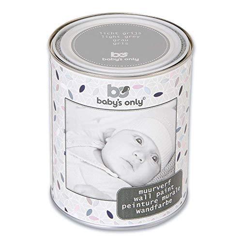 Baby's Only - Muurverf 1 liter grijs