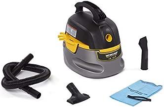 WORKSHOP Wet/Dry Vacs Vacuum WS0255VA Compact, Portable Wet/Dry Vacuum Cleaner, 2.5-Gallon Small Shop Vacuum Cleaner, 1.75 Peak HP Portable Vacuum