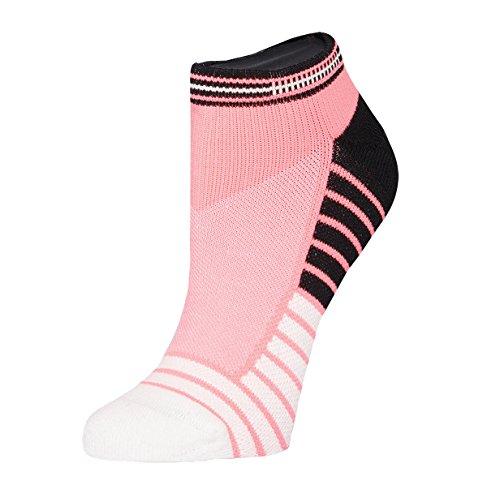 Stance Socks - Stance #Goals Low Socks - Coral