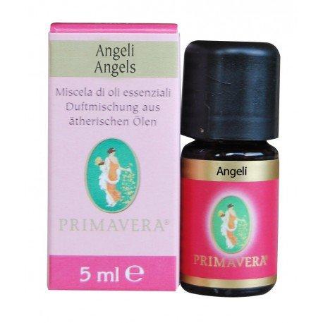 Flora Miscela di Oli Essenziali Puri al 100% Angeli- 5 ml
