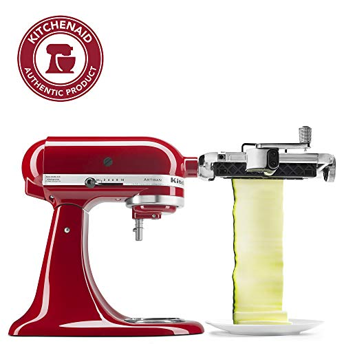 KitchenAid Vegetable Sheet Cutter, 1, Metallic