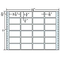 東洋印刷 タックフォームラベル 15インチ ×11インチ 24面付(1ケース500折) M15O