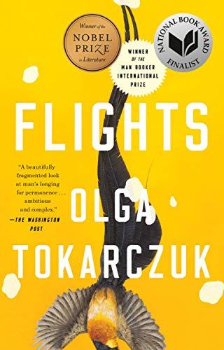 Flights [Idioma Inglés]: Olga Tokarczuk