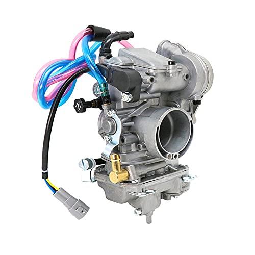 Carburador Original FCR33 FCR38 FCR40 para Motocicleta para CFR 450R para K&eihin para carburador FCR 40mm CFR450 Carburador (Color : For FCR 40mm)