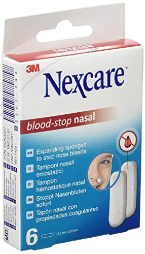 Nexcare Blood Stop Nasal Tapones 2 Uni