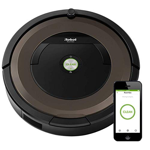 Buy iRobot Roomba 890 Robot Vacuum- Wi-Fi Connected, Works with Alexa, Ideal for Pet Hair, Carpets, ...