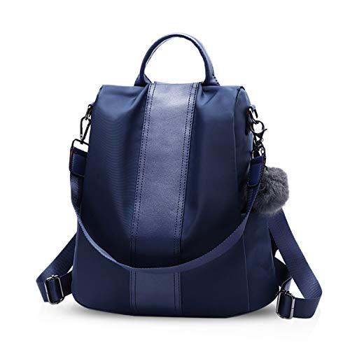 NICOLE & DORIS Rucksack Damen Rucksackhandtaschen Mode Rucksack Schulter Tasche wasserdichte Anti-Diebstahl Schultertasche Damen Rucksack mit großer Kapazität