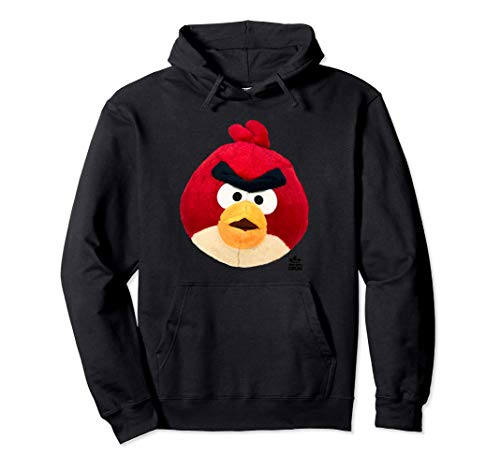 Angry Birds Red Plüsch offizielles Merchandise Pullover Hoodie