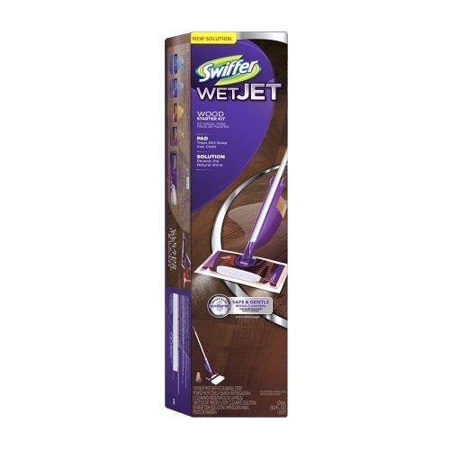 Swiffer Wetjet Wood Starter Kit by Swiffer