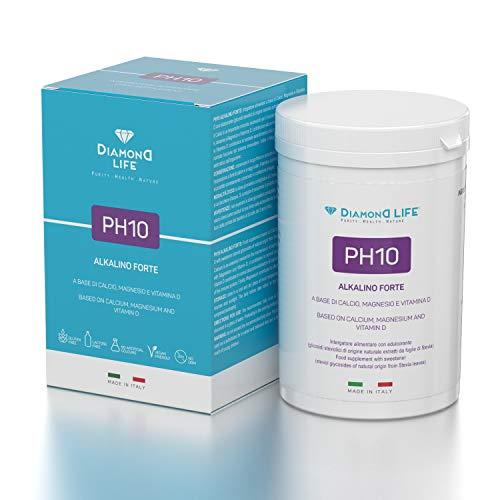 PH 10 - Suplemento alimenticio a base de Calcio, Magnesio y Vitamina D
