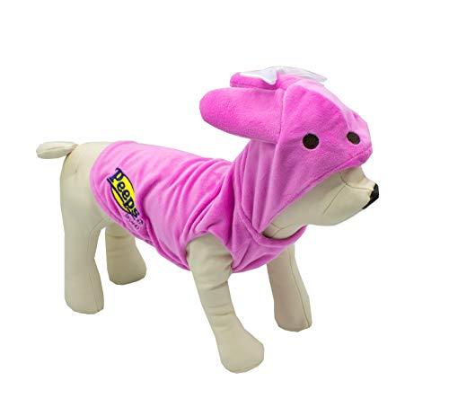 Peeps Easter Bunny Costume for Dogs, Puppies, & Cats, Medium