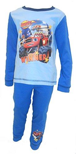 Nick Jr. Blaze and The Monster Machines Boy's Pyjamas 18-24 Months