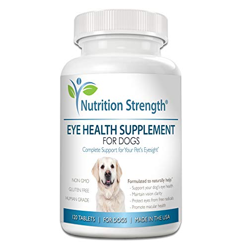 Top 10 best selling list for supplements for dry eye in dogs