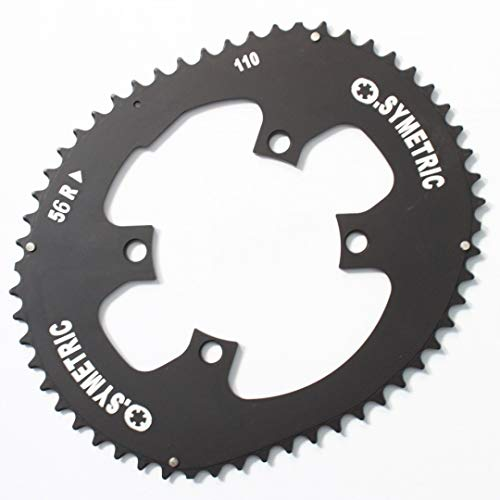 Osymetric Chainring BCD110x4 56T for Shimano 9000, 6800, 5800