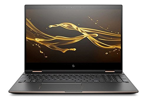 Mobile Advance 2018 HP Spectre x360 15-CH011DX 4K 2 in 1 Touch Screen Laptop - Intel Core i7-8550U, GeForce MX150, 512GB SSD, 16GB RAM, Windows 10 (Certified Refurbished)
