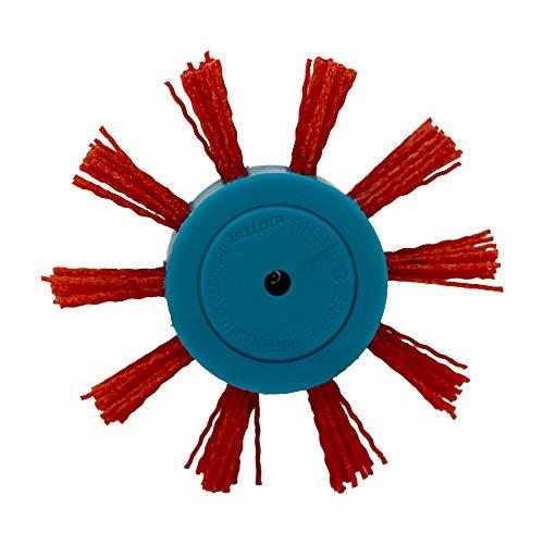 Bellota 50829-100B Cepillo Industrial Abanico 100MM Grano Basto, Standard