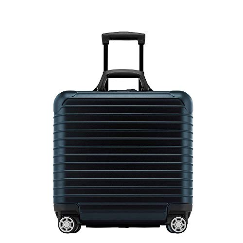 Rimowa Salsa Deluxe Business Trolley Multiwheel Blue Matte 810.40.39.4