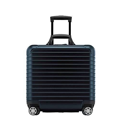 Rimowa Salsa Deluxe Business Trolley Multiwheel Blue Matte 810.40.39.4