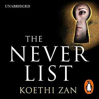 Couverture de The Never List