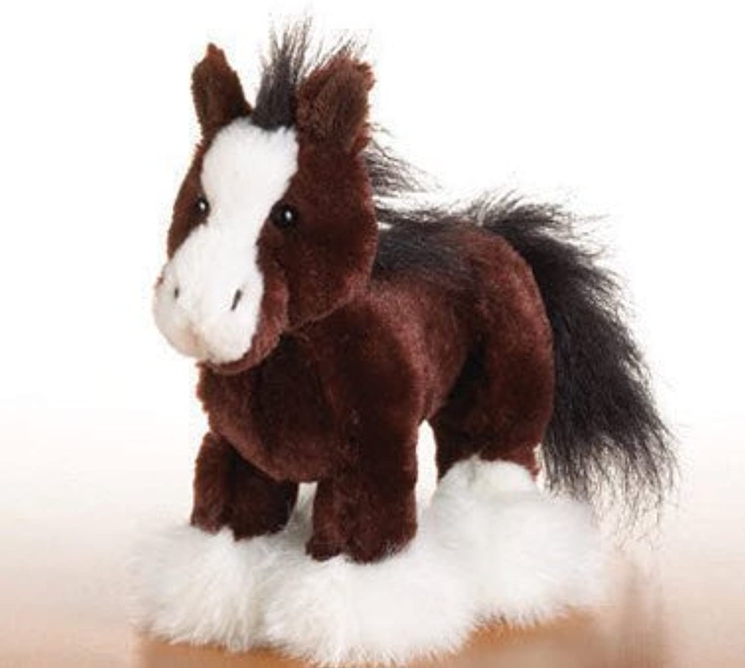 Lil Kinz Clydesdale Horse Brand New Sealed Tag Webkinz by Webkinz