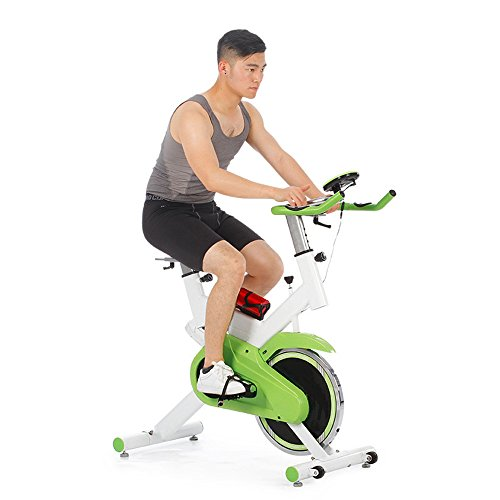 Contactsly-sport La Bici de Ciclo de Interior Spinning Bicycle Home Pedal Ultra silencioso Indoor Pedal Fitness Equipment Deportes Bicicleta Aptitud Bicicleta Bicicleta Spinning