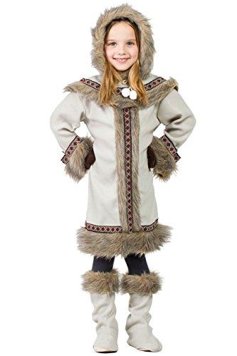 Disfraz Esquimal 3-4