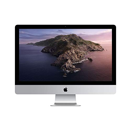 Apple iMac (27' con display Retina 5K, Processore Intel Core i5 6-core di ottava generazione a 3,0GHz, 1TB, Modello Precedente)