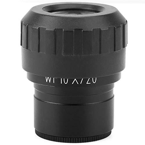Mikroskopokular, DM-WFY002a WF10X 20 mm Weitwinkelokular Brennweite Mikroskop Okularobjektiv 30 mm