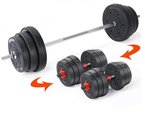 Sport Männer und Frauen Fitnessgeräte verstellbare Fitness Hantel Set Home Training Arm Muskel Fitnessstudio Gewicht 15 kg 20 kg 30 kg 40 kg-15 kg