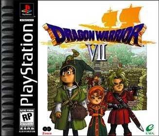 dragon quest ps1 - 1