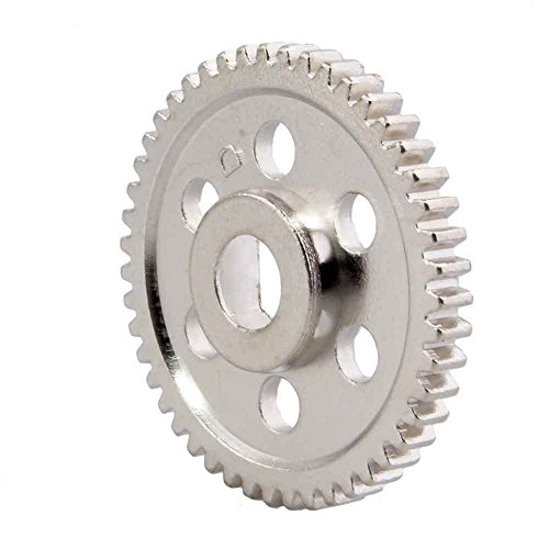 RC 06232 Silver Spur Gear(47T) Fit Redcat Racing 1:10 Tornado S30 Nitro Buggy