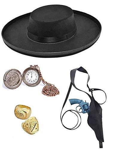 Mega_JumbleSale® Alfie Solomons Peaky Blinders Style 20s 1920's Gangster...