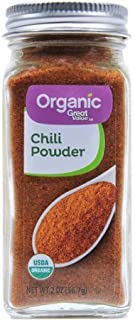 Great Value Organic Chili Powder, 2 oz
