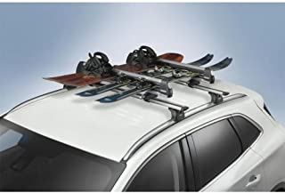 Genuine Ford VDT4Z-7855100-D Flat Roof Top Mounted Ski/Snow Board Carrier
