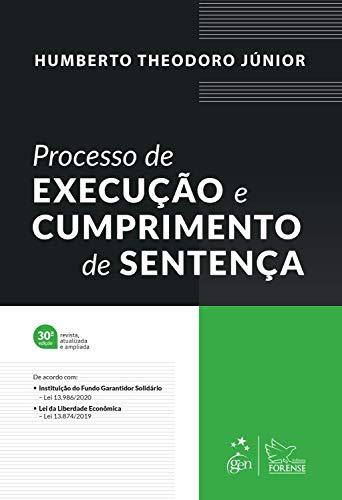 Processo de Execução e Cumprimento de Sentença