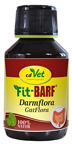 Fit-BARF DarmFlora für Hunde & Katzen 100ml